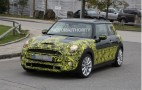 2014 MINI Cooper S Spy Shots