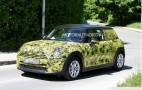 2014 MINI Cooper Spy Shots (With Interior)