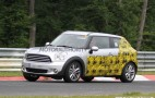 2013 MINI Paceman Spy Video