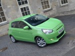 2014 Mitsubishi Mirage: Brief Drive Of NY Auto Show Debut