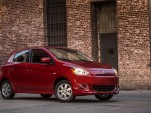 2014 Mitsubishi Mirage: EPA Gas Mileage For Manual Car Revealed