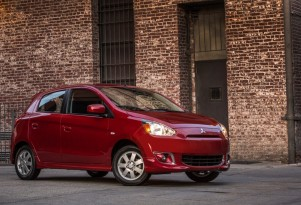 2014 Ford Fiesta Vs. Mitsubishi Mirage: Which Will Have Highest Gas Mileage?