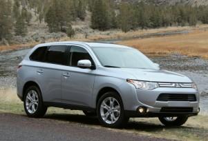 2014 Mitsubishi Outlander: First Drive