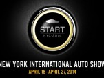 2014 New York Auto Show logo