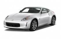 2014 Nissan 370Z 2-door Coupe Auto Angular Front Exterior View