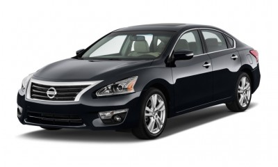 2014 Nissan Altima Photos