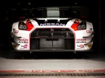 2014 Nissan GT-R NISMO GT3 race car