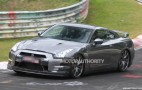 2014 Nissan GT-R Spy Shots