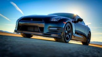2014 Nissan GT-R Track Edition