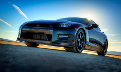 2014 Nissan GT-R Photos