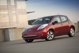 2014 Nissan Leaf Domestic Content: Now Closer To Volt, Focus Electric