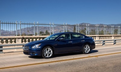 2014 Nissan Maxima Photos