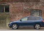 2014 Nissan Pathfinder Hybrid
