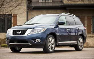 Nissan Recalls Nearly 640,000 U.S. Cars: Nissan Pathfinder, Rogue, Infiniti JX35, QX60