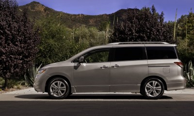 2014 Nissan Quest Photos