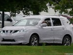 2014 Nissan Rogue (X-Trail) spy shots