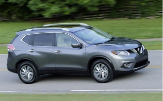 Record Gas Mileage, 2014 Nissan Rogue, More Frankfurt Debuts: What's New