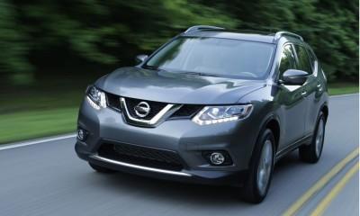 2014 Nissan Rogue Photos