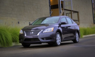 2014 Nissan Sentra Photos