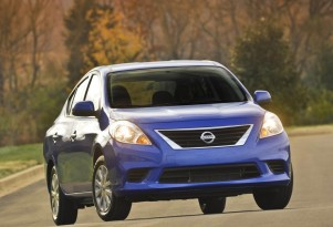 2014 Nissan Versa Sedan: Pricing And Specification Revealed