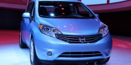 2014 Nissan Versa Note Priced $14,780: Big Tech, Small Package