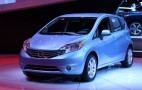 2014 Nissan Versa Note: Affordable, Versatile Hatchback Bows At Detroit