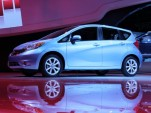 2014 Nissan Versa Note: 2013 Detroit Auto Show First Photos