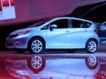 2014 Nissan Versa Note: 2013 Detroit Auto Show First Photos