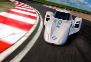 Nissan's Electric Le Mans Car Tested By Gamer-Turned-Racer