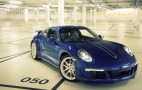 Porsche Celebrates 5 Million Facebook Fans With Special 911