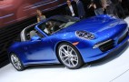 2014 Porsche 911 Targa Debuts At Detroit Auto Show: Video, Live Photos