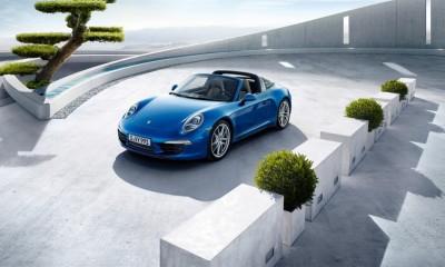 2014 Porsche 911 Photos
