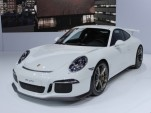 2014 Porsche 911 GT3, 2013 New York Auto Show