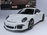 2014 Porsche 911 GT3, 2013 New York Auto Show