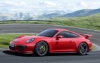 2014 Porsche 911 GT3 (991) Leaked?