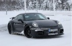 2014 Porsche 911 GT3 Spied Completely Undisguised
