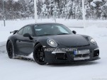 2014 Porsche 911 GT3 spy shots