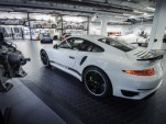 2014 Porsche 911 Turbo S GB Edition