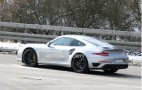 2014 Porsche 911 Turbo Spied Completely Undisguised
