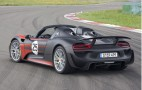 Porsche Announces Revised Specs For 918 Spyder