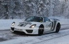 2014 Porsche 918 Spyder Spy Shots