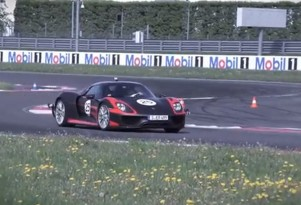 Porsche 918 Spyder Plug-In Hybrid: Even Faster (And Video Too)