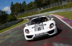 Porsche 918 Spyder Laps The Nürburgring In 7:14: Official