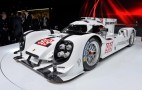 2014 Porsche 919 Hybrid Le Mans Prototype Races Into Geneva: Video