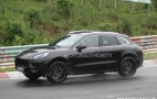 2014 Porsche Macan Spy Video