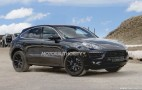 2014 Porsche Macan Spy Shots (With Interior)