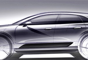 Porsche Macan SUV To Debut In 2013