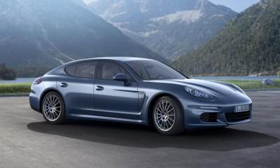 2014 Porsche Panamera Photos