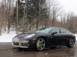 2014 Porsche Panamera S E-Hybrid, Catskill Mountains, NY, Apr 2015
