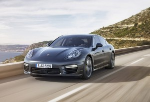 Self-Driving Porsche Not Only More Fuel-Efficient, But Faster Than Humans Too